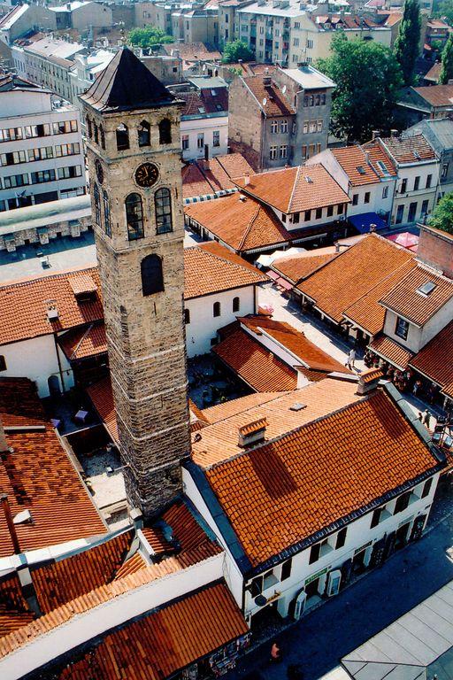 Sarajevo il campanile