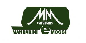 panoramica Mandarini e Moggi Caravans logo