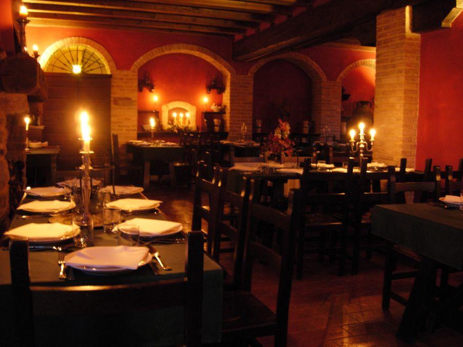 Castello di Gropparello - Taverna medievale