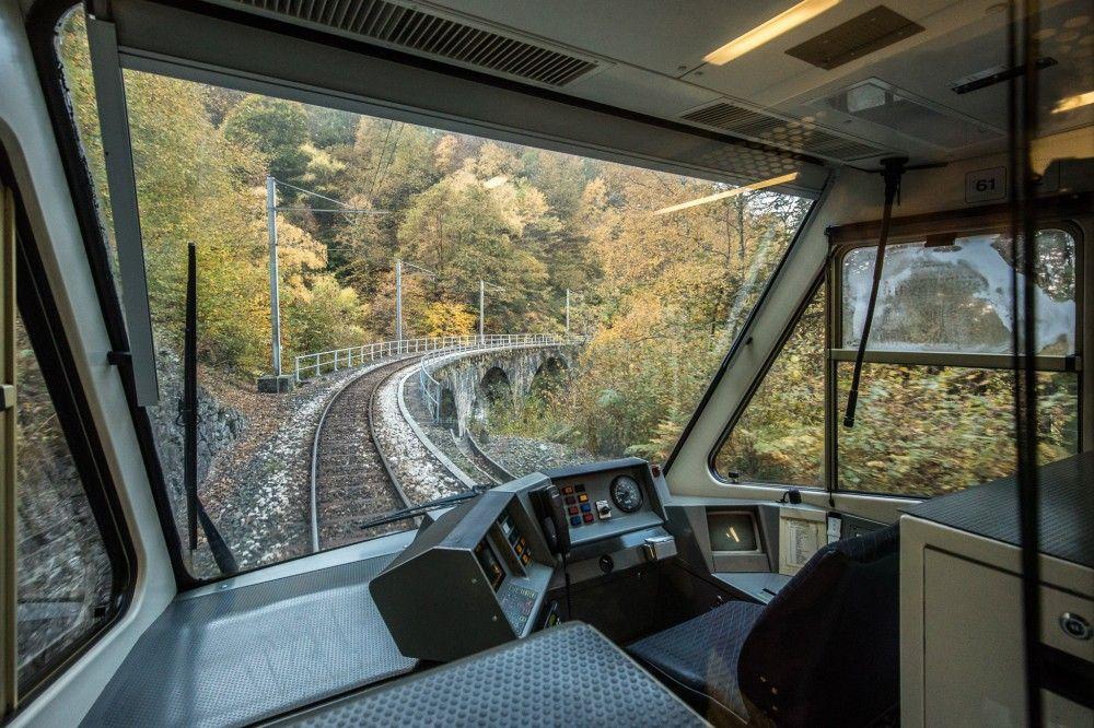 treno del foliage vigezzina
