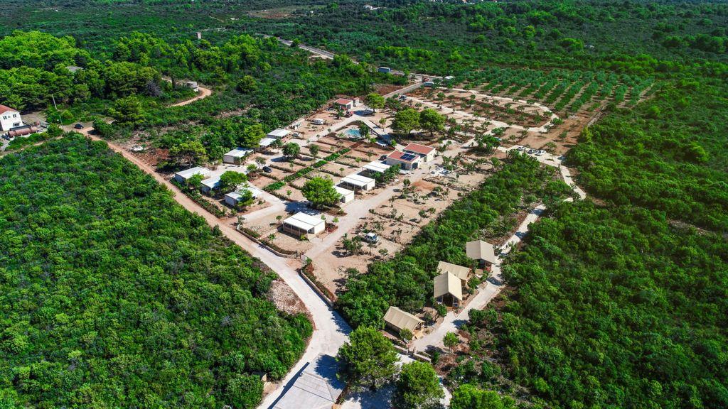 Croazia Campeggio Ugljan Resort