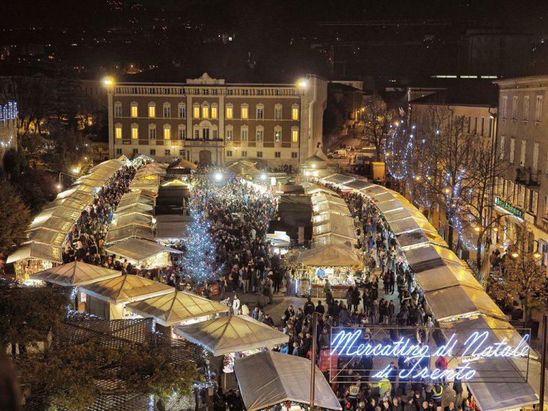 La magia del mercatino di Natale – Trento