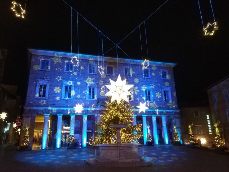 Urbino – Le Vie dei Presepi