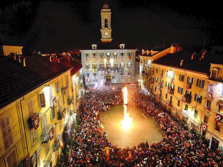 """Lo """"Storico Carnevale di Ivrea"""" vi aspetta dal 22 al 25 Febbraio 2020"""