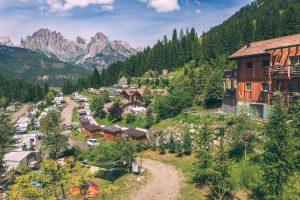 Vidor   Il resort ai piedi delle Dolomiti