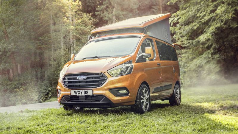 ford nugget transit