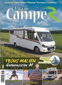 copertina vita in camper 131