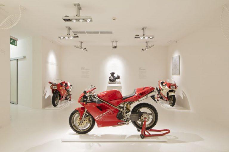 Ducati Online Journey, la visita da remoto del Museo Ducati